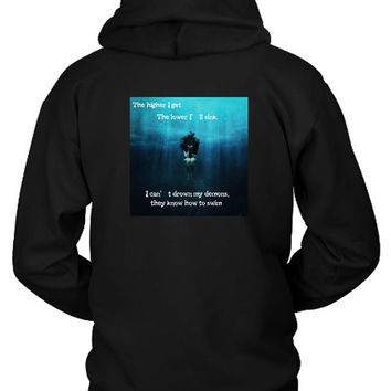 Bring Me To The Horizon Bmth Fahion Hoodie Two Sided