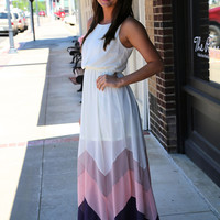 River Walk Maxi {Plum}
