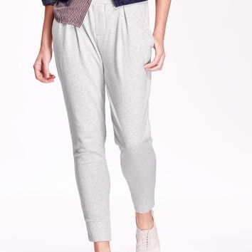 Old Navy Womens French Terry Joggers