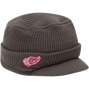 New Era Detroit Red Wings Ladies Snow Sergeant Hat - http://www.shareasale.com/m-pr.cfm?merchantID=7124&userID=1042934&productID=525106741 / Detroit Red Wings
