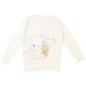 Cinnamoroll Knit Sweater