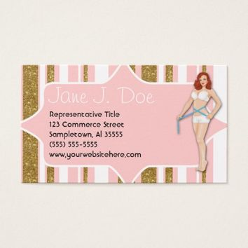 Best glitter business cards products on wanelo weight loss pinup glitter business card colourmoves