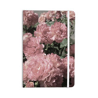 "Susan Sanders ""Blush Pink Flowers"" Floral Photography Everything Notebook"