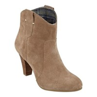 Nine West: Sweetsent Leather or Suede Booties