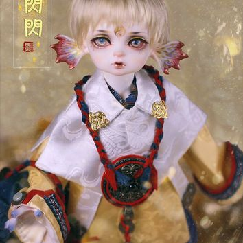 Jin Chan - Shine, 40cm Loong Soul Doll Giant BB - BJD Dolls, Accessories - Alice's Collections