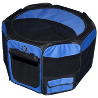 Travel Lite Soft-Sided Pet Pen – Medium