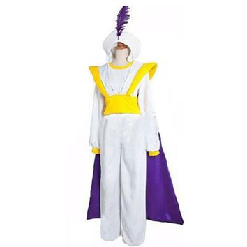 Custom  Aladdin  Prince  Aladdin  Costume  Movie  Cospla