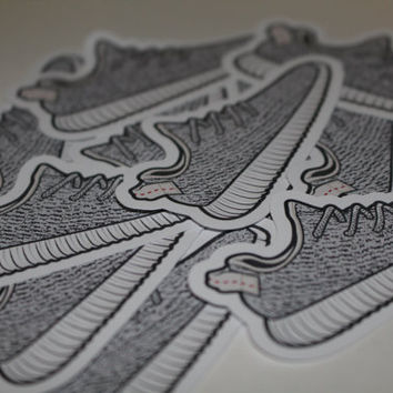 Yeezy Boost 350 Sticker