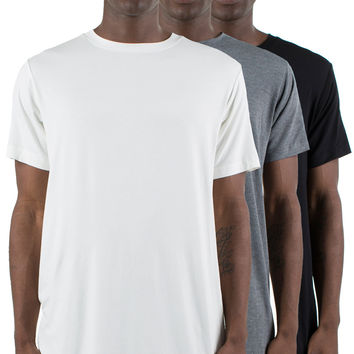LONG T-SHIRT 3-PACK