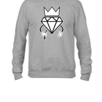 diamond crown graffiti