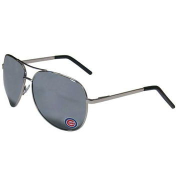 Chicago Cubs MLB Aviators Sunglasses