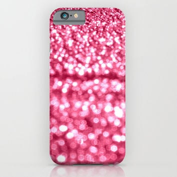 GlITTER iPhone & iPod Case by WhimsyRomance&Fun
