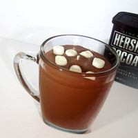 Scented Hot Chocolate with Marshmallows Candle