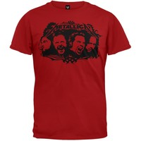 Metallica - Faces T-Shirt