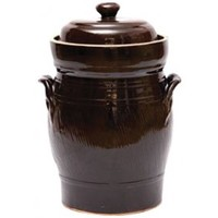 Fermenting Crock Pots 4 gal/15 : Homesteader's Supply - Self Sufficient Living