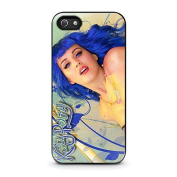 katy perry iphone 5 5s se case cover  number 1