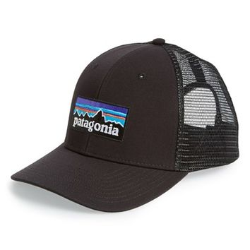 Men's Patagonia 'P6' Trucker Hat