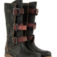Fly Swope Black Boots at Coggles.com online store