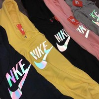 ONETOW Nike Hooded Reflective Top Sweater Hoodie