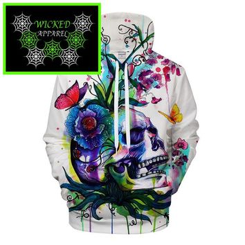 Wicked Apparel Candid Hoodie By Pixie Cold #105