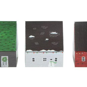 Holiday House Matchbox