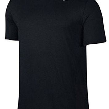 DCCK8BW Nike Legend 2.0 Men's Dri-Fit Athletic T-Shirt Black Size L