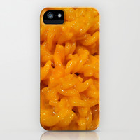 macaroni and cheese iPhone & iPod Case by NatalieBoBatalie