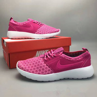 """""""NIKE"""" Fashion Casual Honeycomb Gauze Hollow Breathable Women Sneakers Running Shoes"""