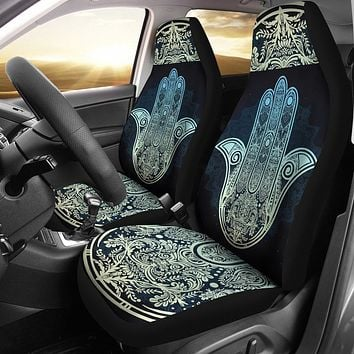 Hamsa Car Seat Covers