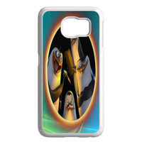 Penguins of Madagascar Say Hello Samsung Galaxy S6 Case