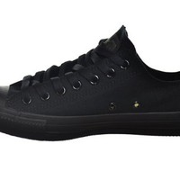 Converse Chuck Taylor All Star Low Ox Sneakers Black Black m5039-9.5