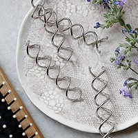 Free People Womens Corkscrew Hair Pins