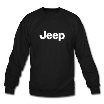 Jeep Crewneck sweatshirt