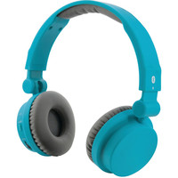 Ilive Bluetooth Headphones With Microphone (matte Teal)