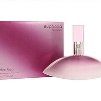 Euphoria Blossom for Women By Calvin Klein EDT Spray 3.4 oz