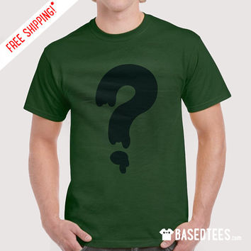 GRAVITY FALLS Soos T-shirt - Tee + STAFF in the back (Free Shipping*)