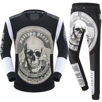 Brand:philipp Plein Gender: Unisex Color:as Picture Season: Spring Autumn Winter Style: Sport Casual Material: Cotton