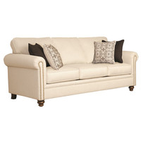 Three Posts Caroll Sofa by Serta Upholstery