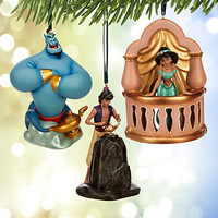 Art of Jasmine Ornament Set - Limited Edition