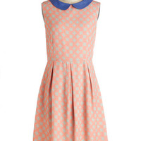 Pink Martini Vintage Inspired Mid-length Sleeveless A-line Merry Mingler Dress