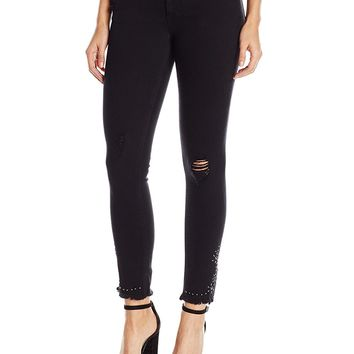 Lucky Brand Women's Lolita Ankle Skinny Jean in, Enchanted, 30
