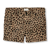 Girls Printed Woven Shorts | The Children's Place