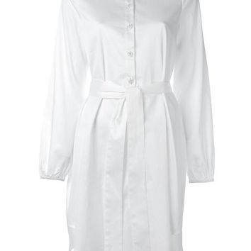 Opening Ceremony Belted Shirt Dress - Farfetch
