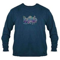Adult Garcias Fish Long Sleeve Shirt