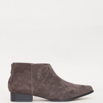 PIXIE BOOTS CHARCOAL