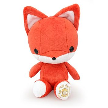 Bellzi Cute Fox Stuffed Animal Plush - Foxxi 10""