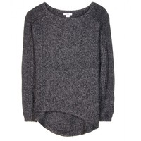 helmut lang - textured-knit sweater
