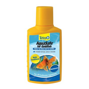 TetraAqua AquaSafe Water Conditioner for Goldfish