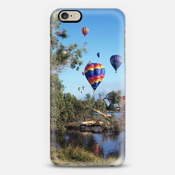 Hot air Balloons - Hamilton, New Zealand iPhone 6 case by Bruce Stanfield | Casetify