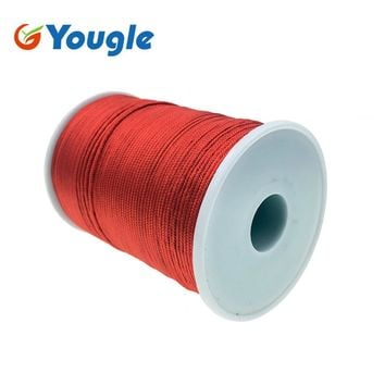 YOUGLE 180 Meters 1 Strand 150LB 1.5mm Paracord Parachute Cord Lanyard Tent Fishing Line Camping Hiking Outdoor